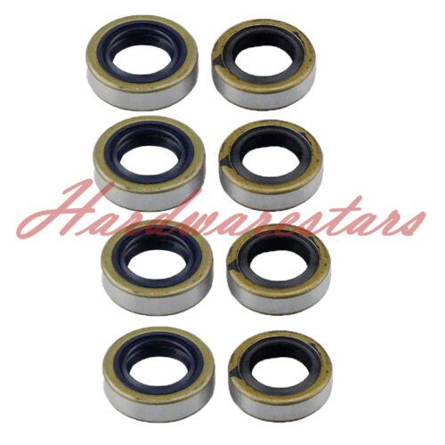 4X Crankshaft Oil Seal Set Fit STIHL TS410 TS420 Cutoff Saw #9630 951 1696
