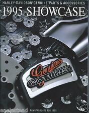 Motorcycle Brochure - Harley Davidson - New Parts Accessories for 1995 (DC365)