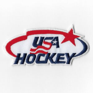 NHL-USA-Hockey-Team-Iron-on-Patches-Embroidered-Patch-Applique-Badge-Sew