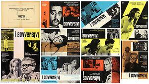 I-SOVVERSIVI-SET-FOTOBUSTA-8-1-PZ-PAOLO-VITTORIO-TAVIANI-LUCIO-DALLA-LOBBY-CARD