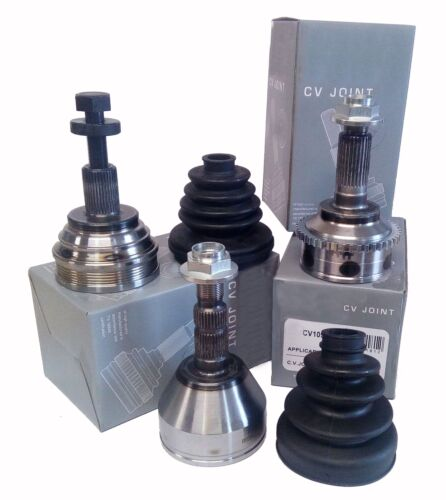ABS 88-98 94 Tooth 1x CV Joint Kit Saab 900 9000 2.0 2.3
