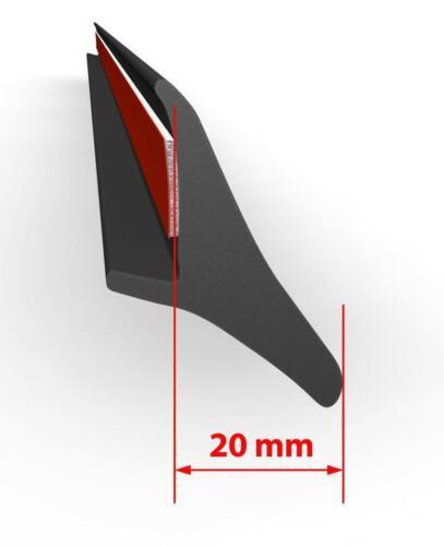20mm ensanchamiento barra de labio 2cm 4x MB mercedes benz aletines