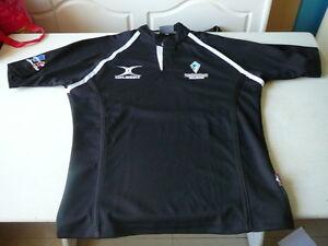 maillot de rugby porté La Fédération des clubs de la défense Gilbert 13.05.2012