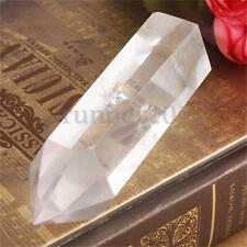 New Hot Natural Transparent Clear Quartz Crystal BT Wand Point Healing