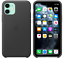 Schwarz-iPhone-11-6-1-Apple-Echt-Original-Leder-Huelle-Leather-Case Indexbild 1