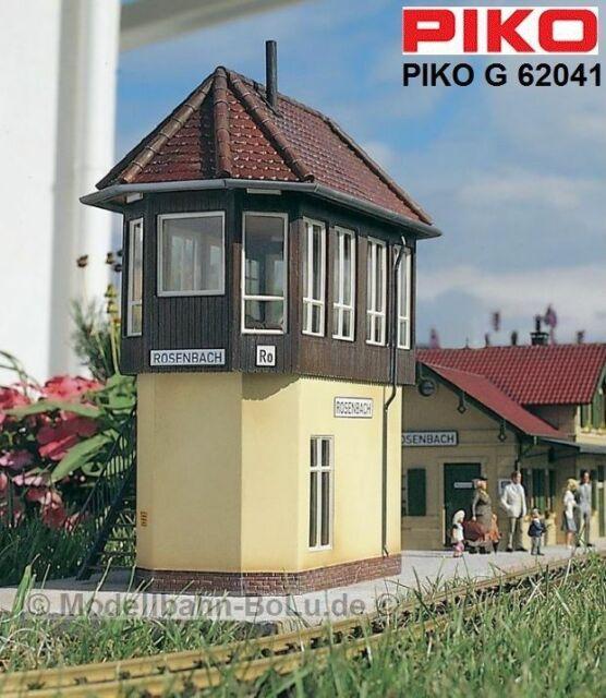 "PIKO G 62041 Stellwerk ""Rosenbach"""
