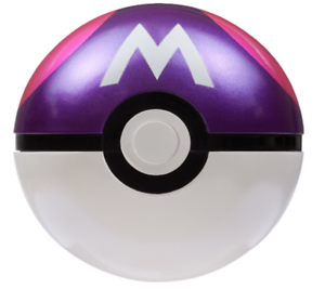 TAKARA TOMY Pokemon Moncolle Monster Ball Master Ball Japan NEW