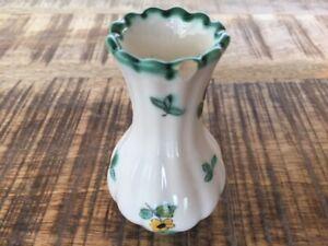 Gmundner Keramik Streublumen Grüner Rand Kleine Schale Schüsselchen