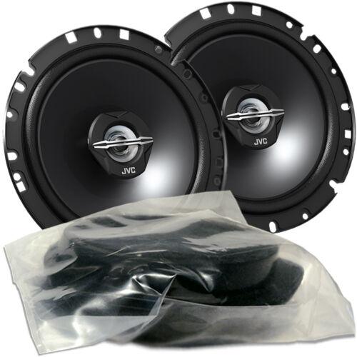 JVC CS-J 1720X Car Fit 16,5cm Koax Lautsprecher Paar für Mercedes CLK W208 Tür v