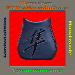 Design-Front-Seat-Cover-Suzuki-Hayabusa-99-07-HAND-MADE-black-black-gloss-001-2
