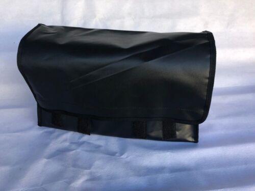 Black /& Red Small Crib Bag
