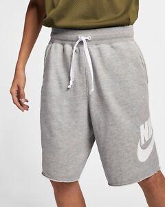 pantaloni nike grigi uomo