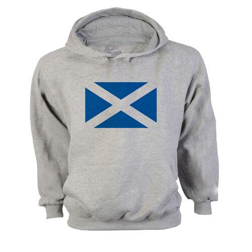 tutte le taglie Scozia Bandiera Felpa con cappuccio felpa maglioncino