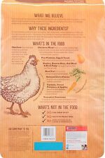 Purina Beyond Natural Dry Cat Food, White Meat Chicken and Whole Oat Meal Recipe