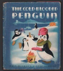 Robert Edmunds: The Cold-Blooded Penguin FIRST EDITION 1944