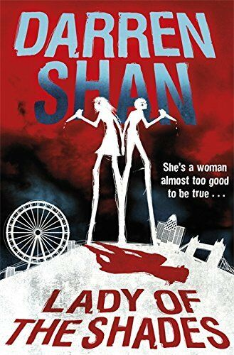 (Very Good) Lady of the Shades,Shan, Darren,Hardcover