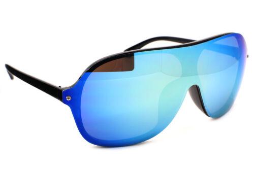 Large Aviator Oversized Mirrored Sunglasses Women Fashion Reflective Lens
