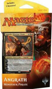 1x-ANGRATH-MINOTAUR-PIRATE-Planeswalker-Deck-Rivals-MTG-Magic-the-Gathering