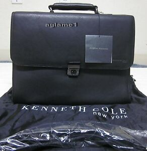 01d2c9571 Last1 Rare New Kenneth Cole Soft Leather