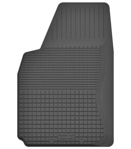 Fußmatten für Audi A4 B8 2007-2015 Avant Gummi Gummimatten