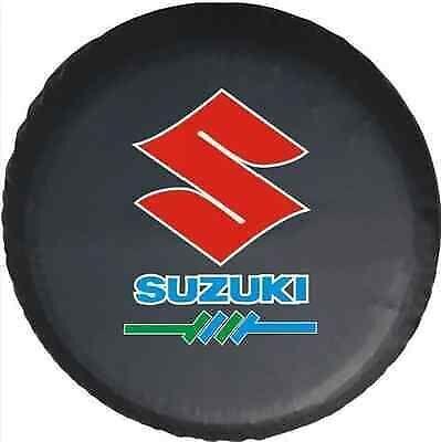 "New For Suzuki Jimny Vitara SPARE WHEEL TIRE COVER DIY UNIVERSAL Size  27/"""