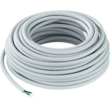 (0,70€/m) 100m NYM-J 3x1,5 Stromkabel Mantelleitung Kabel Leitung Elektroleitung