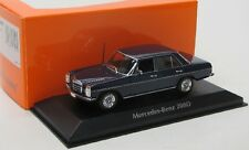 Mercedes Benz 200 D / W114 / W115 ( 1973 ) dunkel blau / Maxichamps 1:43
