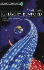 Timescape (S.F. MASTERWORKS), By Benford, Gregory,in Used but Acceptable conditi