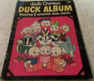 Walt-Disney-039-s-Duck-Album-Four-Color-450-VG-4-0-1953-50-off-Guide