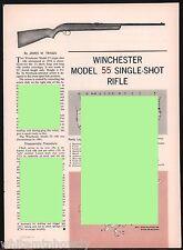 Oregon Arms Chipmunk Single Shot Rifle Instructions & Parts