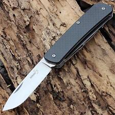 Couteau Boker + Tech Tool 6 Multi-Tool Manche Fibre Carbone Acier 12C27 BOP03515