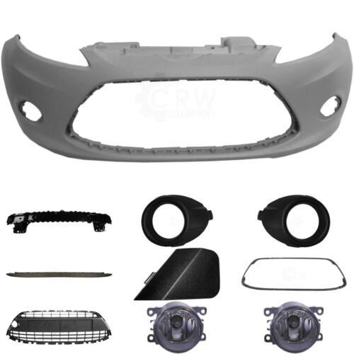 accessoires 08-12 Set Kit pare-chocs avant FORD FIESTA 6 cb1 Bj Brouillard support