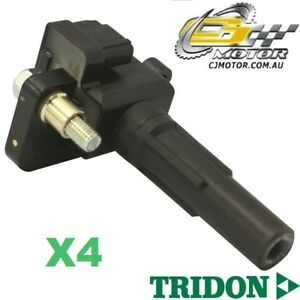 TRIDON-IGNITION-COIL-x4-FOR-Subaru-Forester-GT-08-00-05-02-4-2-0L-EJ205