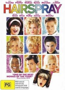 Hairspray-2007-DVD-Movie-BRAND-NEW-SEALED-MUSICAL-ROMANCE-R4