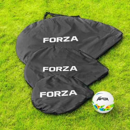 FORZA Flash Pop Up Soccer GoalsDurable Folding Soccer GoalTarget Goal