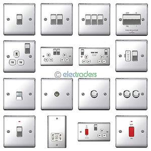 BG-Nexus-Chrome-Switches-and-Sockets-Full-range-Satin-Brushed-Polished