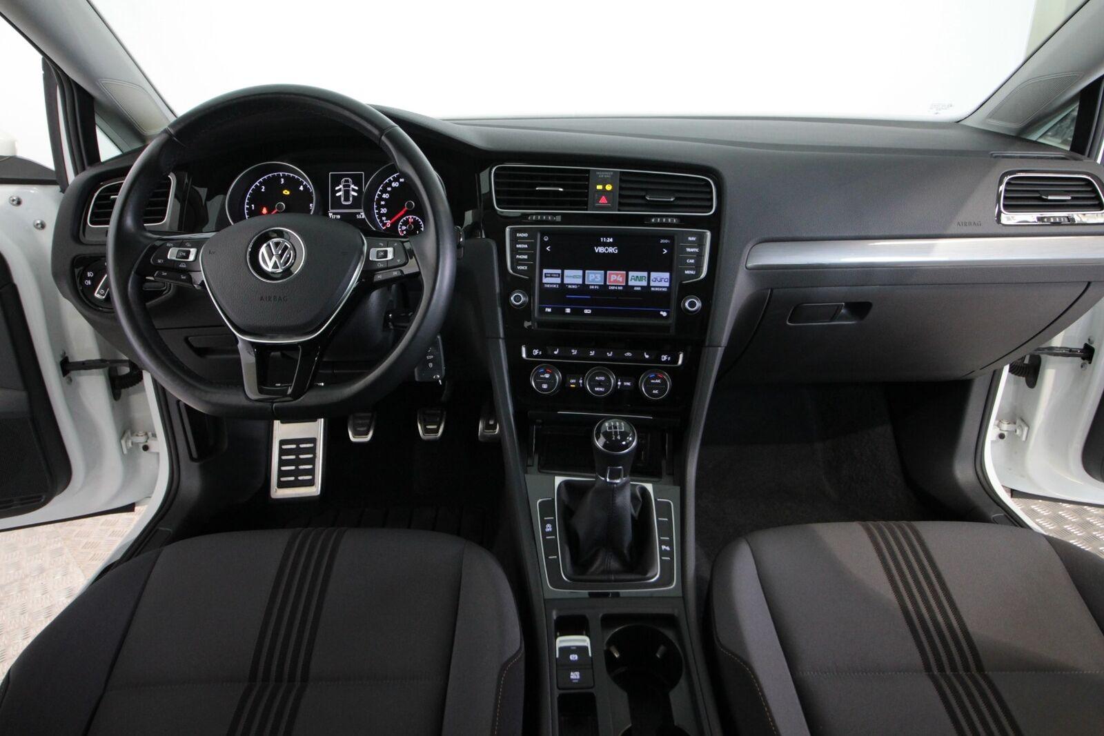 VW Golf VII TDi 110 Allstar Variant BMT