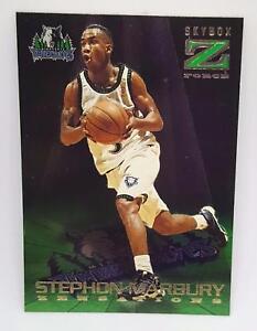 1996-97-SKYBOX-Z-FORCE-ZENSATIONS-14-20-STEPHON-MARBURY-TIMBERWOLVES-BASKETBALL