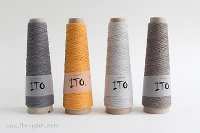 """23,60€//100g Washi 25g Ito feine japanische Garne /"""" Papiergarn /"""" viele  Farben"""