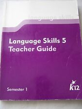 K12 Language Skills 5 Teacher Guide Semester 1