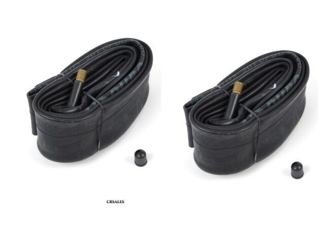 Black Kenda Fat Tube 26 x 3.0//4.0 Schrader Valve