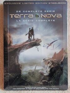 Details about Terra Nova The Complete Series SteelBook [DVD: 2, Embossed,  Exclusive] New!