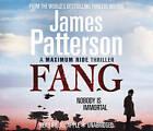 Maximum Ride: Fang: Dystopian Science Fiction by James Patterson (CD-Audio, 2010)