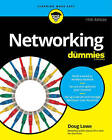 Networking For Dummies by Doug Lowe (Paperback, 2016)