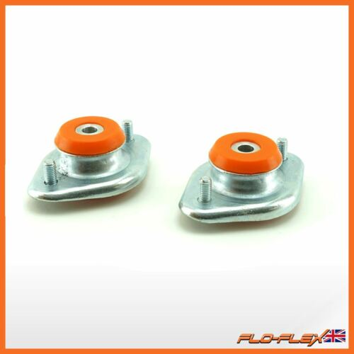 BMW E30 Suspension Bushes Rear Upper Shock Absorbers in Poly Flo-Flex