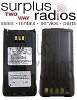 Kenwood Battery Knb-43l Li-poly 3300mah Nx410 Nx411 Tk2180 Tk3180 Tk5210