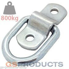 800kgs Heavy Duty Tie Down Lashing Ring & Plate Anchor Trailer Points FREE P+P