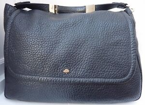 2925a4b8cb MULBERRY - Large Satchel - Black Leather - £895 - 2 straps - COA ...
