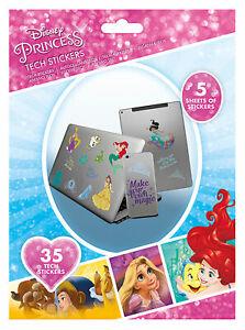 17,5x24 Weich Und Rutschhemmend Princess- Stickerset Technik Sticker FleißIg Disney Größe Ca