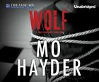 Wolf by Mo Hayder (CD-Audio, 2014)